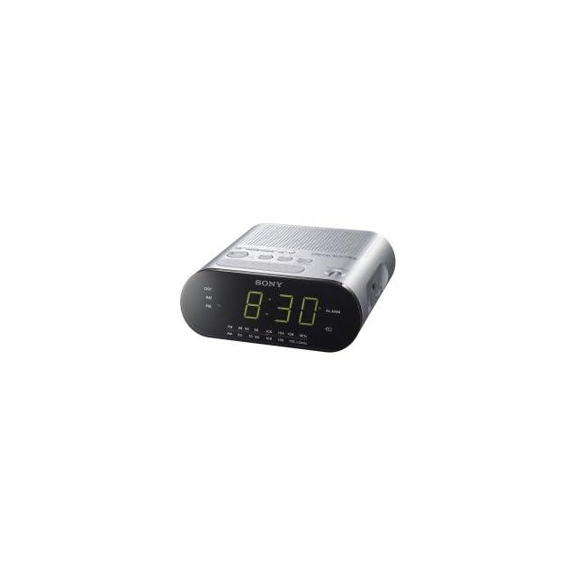 Sony ICF C218   Clock radio