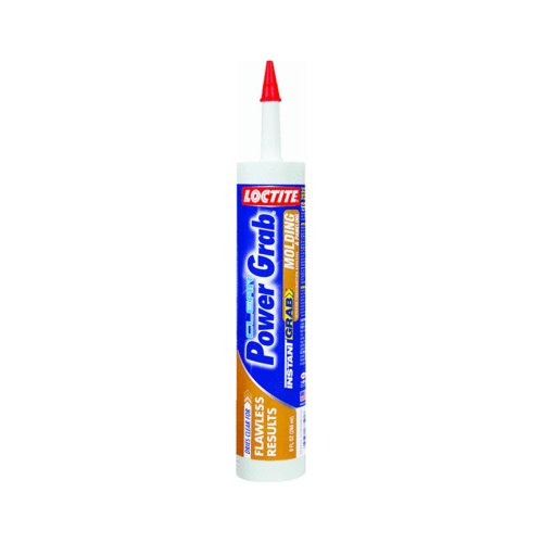 Loctite 1589158 9-Ounce Tube Molding and Paneling Adhesive