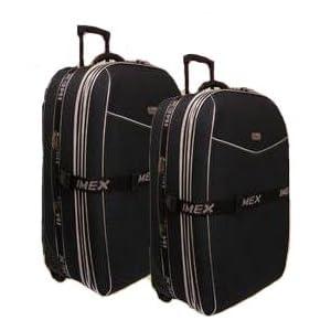 trolley koffer 2 teilen koffer rucks cke. Black Bedroom Furniture Sets. Home Design Ideas