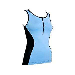 Buy Canari Cyclewear 2012 Ladies Icon Sleeveless Cycling Tank - 2412 by Canari Cyclewear