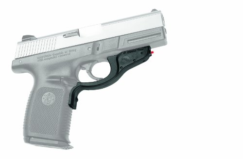 Springfield Xd 45acp Polymer Grip Overmold Front Activation Md Lg-406 by Crimson Trace