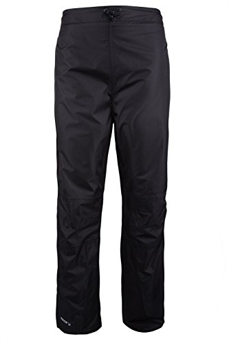 Mountain Warehouse Womens Spray Waterproof Overtrousers Rainproof Over Trousers