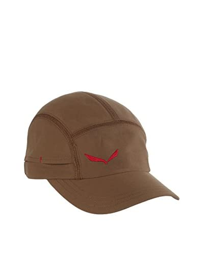 Salewa Gorra Fanes Uv Marrón
