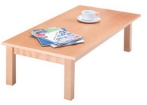 Arista Rectangular Reception Table Beech