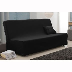 Housse clic clac city noir existe en 3 coloris amazon - Housse clic clac 3 places ...