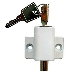 Sliding Patio Door Locks Security Bolt Catch For Windows Or Doors
