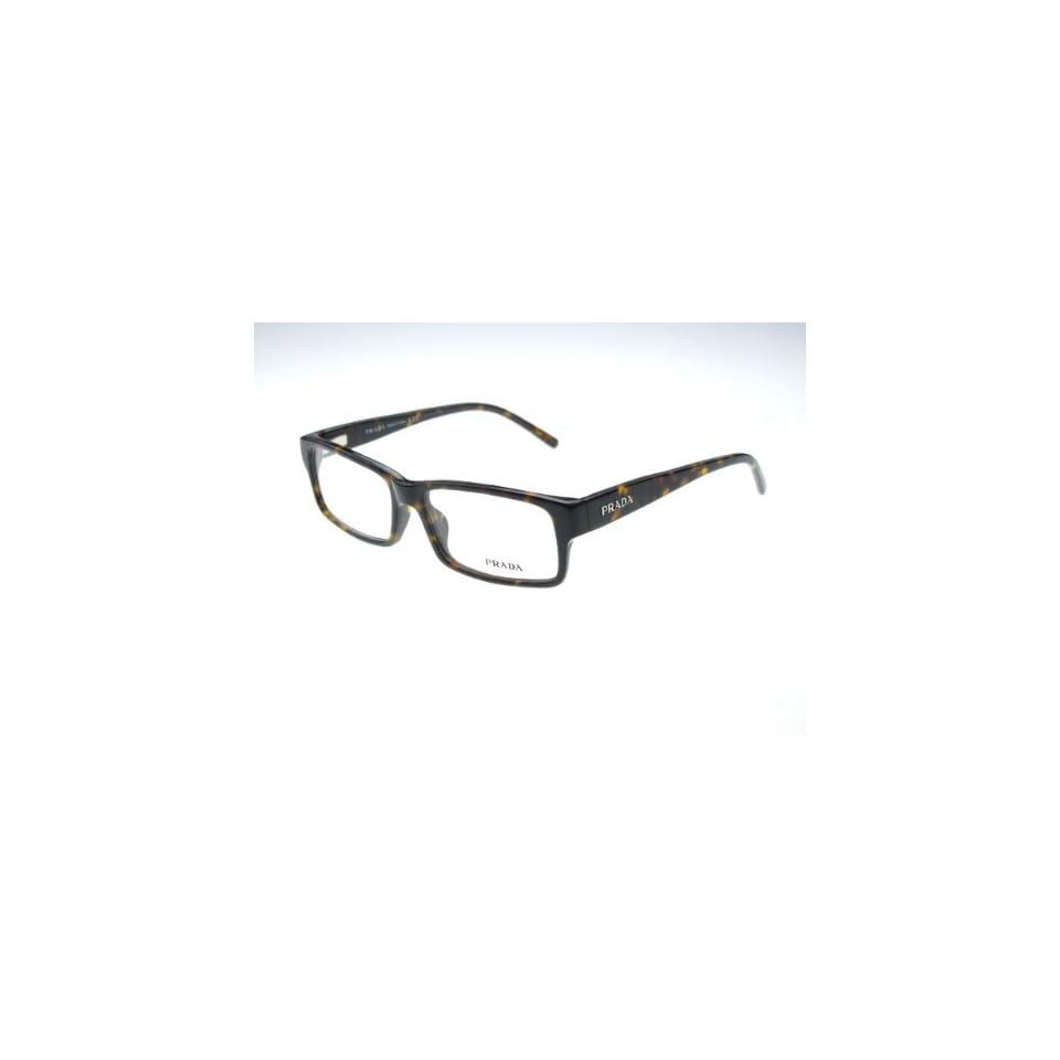 f80e0aea8616 Prada Eyeglasses VPR20LV 2AU 1O1 Luxury Eyewear Frame Made in Italy ...