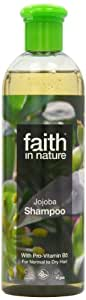 Faith In Nature Jojoba Nourishing Shampoo For Normal To Dry Hair 400ml