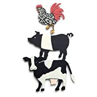 Embellish Your Story Farm Animals Magnet Set