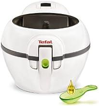 Tefal Actifry Mini - Freidora, con solo una cucharada de aceite, libro de recetas incluido