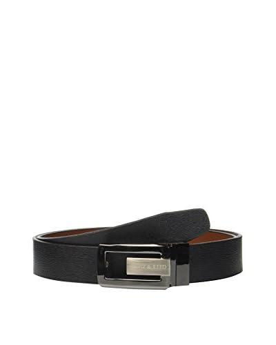 Ortiz & Reed Cintura Pelle  [Nero]