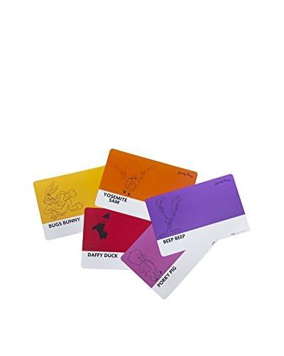 Molecuisine Mantel Individual 5 Piezas Looney Multicolor