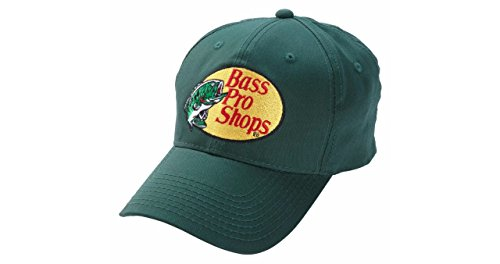 Bass Pro Shops Twill Caps Green (Bass Pro Shops Cap compare prices)