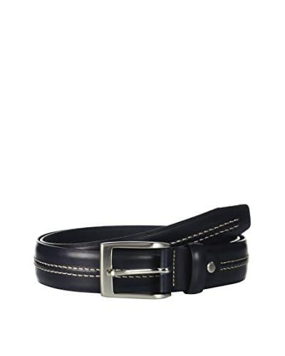 Ortiz & Reed Cintura Pelle  [Blu Navy]