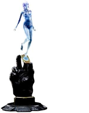 Picture of Dark Horse Weta Collectibles: Halo 3 Cortana Statue Figure (B001GRTML4) (Halo Action Figures)