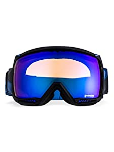 Quiksilver Men's Hubble Multi Goggle - Blue, One Size (Old Version)