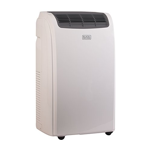 BLACK+DECKER BPACT12WT 12,000 BTU Portable Air Conditioner with Remote Control (Air Conditioner 12000 Btu Samsung compare prices)