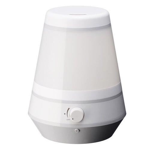プラスマイナスゼロ 超音波式加湿器X010 XQE-X010 ホワイト
