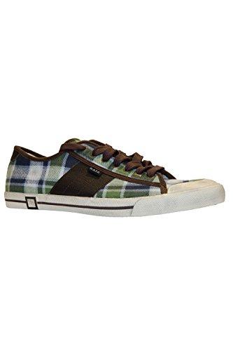 D.A.T.E., Sneaker uomo Marrón 44
