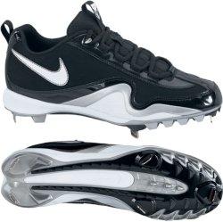 Amazon.com: Nike Slasher 414990-011 (13, Black/White-Metallic Silver