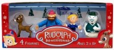 Rudolph: Set 1 (4 Pack) RUD32110 - 1
