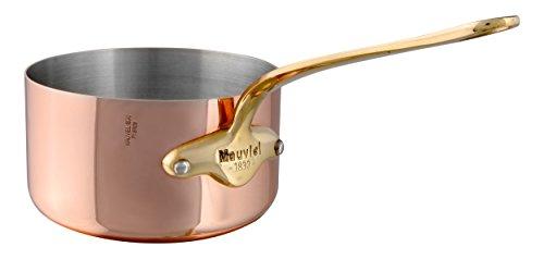 Mauviel 672018 Casserole 18 cm M'150B Cuivre 18