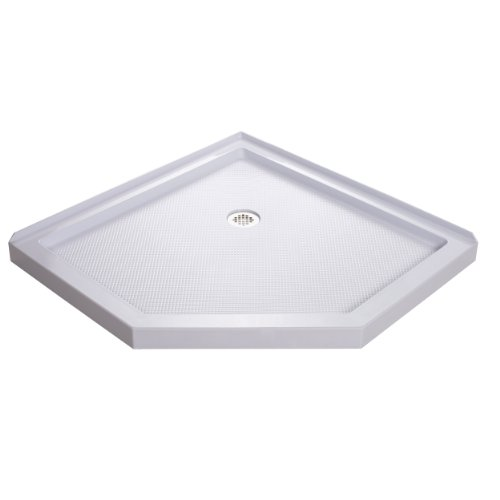 Find Cheap DreamLine  DLT-2036360 SlimLine 36-Inch x 36-Inch Neo Shower Base, White