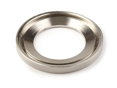 Cheap Inello Brushed Nickel Mounting Ring for Vessel Sinks