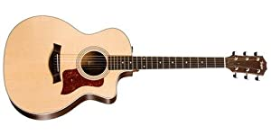 Taylor Guitars 200 Series 214-CE-G Grand Auditorium Acoustic-Electric Guitar - Natural by Taylor Guitars