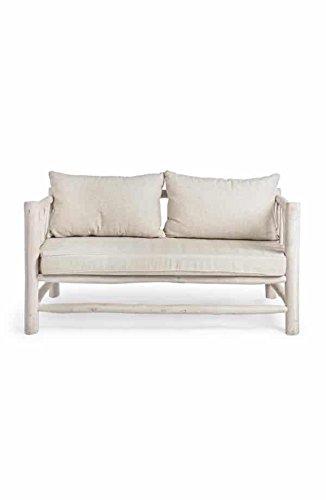 Sofa de madera de teca , colección alejandria