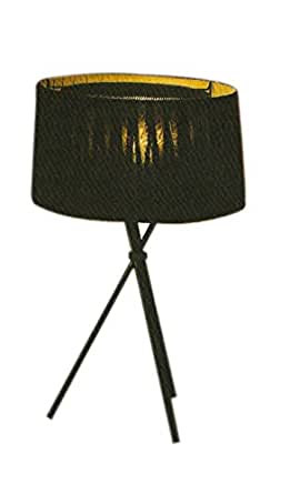 Dr artlight table lamp blackh200cm dia 60cmfabric for Table lamp flipkart