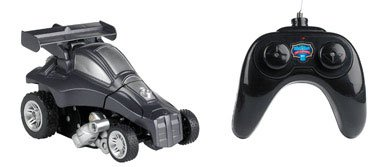 Blue Hat Toy Company Transforming Radio Controlled Car Black, Silver 9 V Battery (Included) - 1