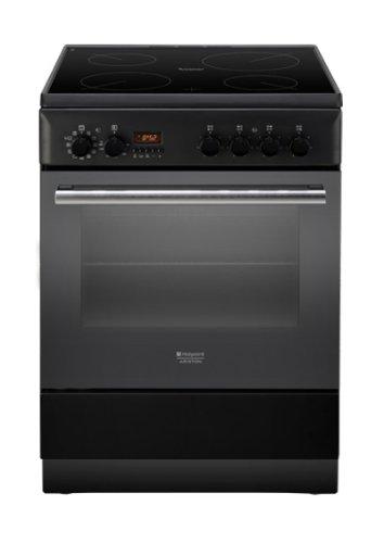 Hotpoint-H6VMH60A-A-UA-Autonome-60L-A-Noir-fours-et-cuisinires-Autonome-Electrique-Induction-verre-cramique-A-Noir