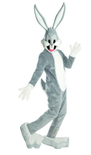 Looney Tunes Supreme Edition Bugs Bunny Costume Adult Standard