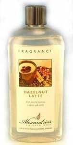Alexandria Fragrance Lamp Oil Refills - 16oz - HAZELNUT LATTE