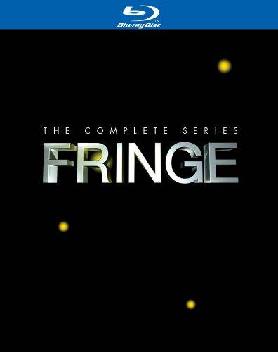 FRINGE/フリンジ コンプリート・シリーズ [Blu-ray]