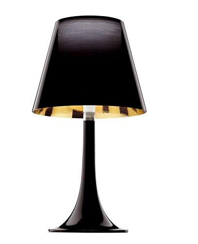 Flos Miss K T schwarz Tischleuchte design Philippe Starck