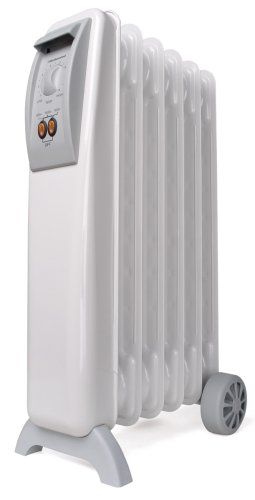 Lakewood 5500 600 900 1500 Watt Oil Filled Radiator Heater