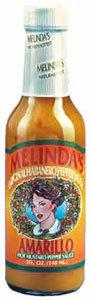 Melindas Amarillo Barbados Hot Mustard Sauce by Melinda's