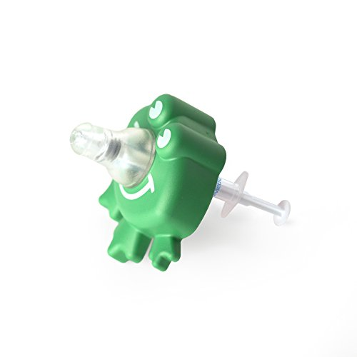 Medi-Pals Children's Oral Medicine Dispenser - Frog