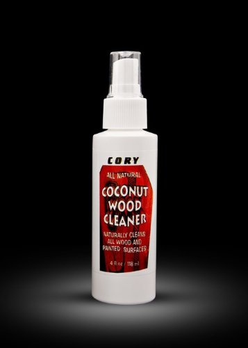 Best Price Cory All Natural Coconut Wood Cleaner for Pianos Organs Furniture Cabinets and More. 4oz ...