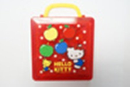 HELLO KITTY STATIONERY IN A CASE