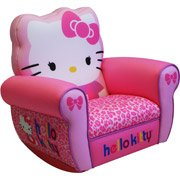 Hello Kitty Bows Icon Rocker made in the USA! by Hello Kitty