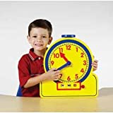 The Primary Time Teacher 12-hr. Learning Clock