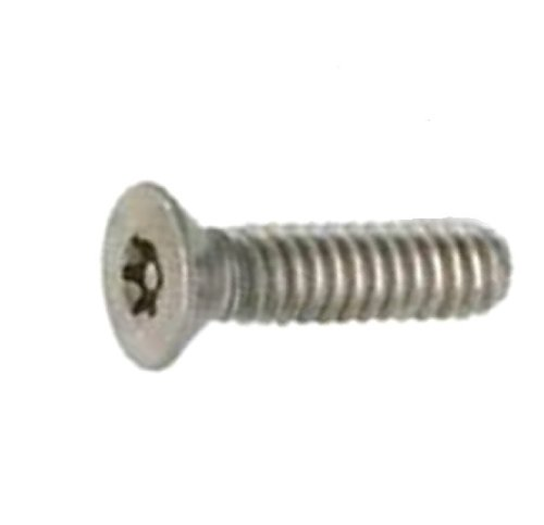 Plain Finish Knurled Head #10-24 UNC Threads 300 Series Stainless Steel Thumb Screw 5//8 Length Fully Threaded Made in US