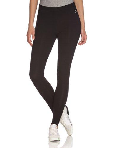 PUMA Leggins - Pantalones para mujer, tamaño XL, color negro