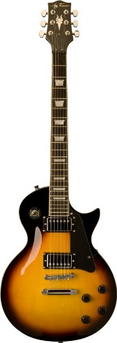 Jay Turser 200 Series Jt-220-Vs Electric Guitar, Vintage Sunburst