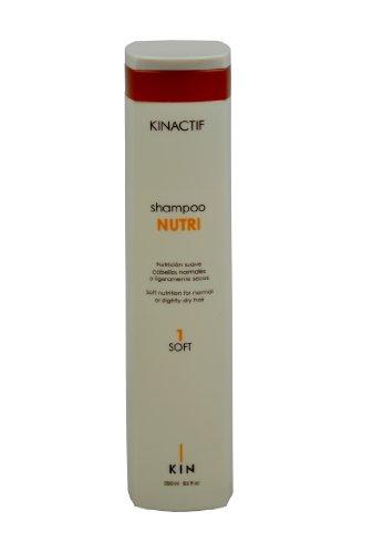 Nutri Kinactif Kin Nutrizione morbido 1 Shampoo capelli normali o leggermente secco - 250 ml