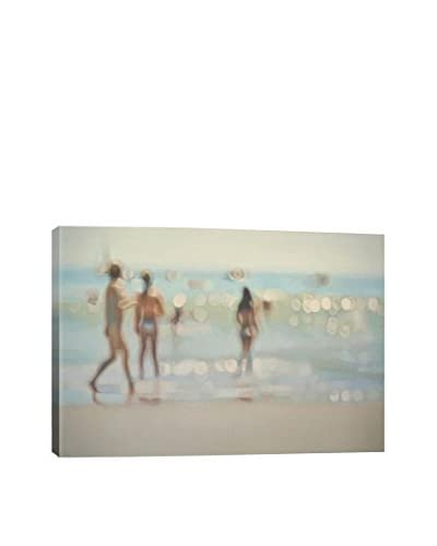 Philip Barlow Gallery Summer Wrapped Canvas Print
