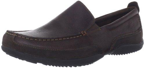 Hush Puppies  Accel MT Slip-On 男士休闲皮鞋/软皮鞋